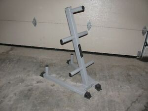 "Olympic Weight Tree by Power Systems (2"" Hole)"