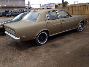 1969 Ford Falcon looking for new home.