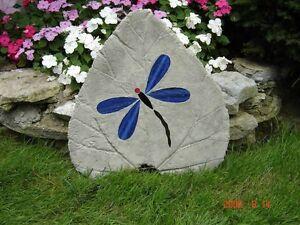Rhubarb leafs concrete garden stones (large ) Kingston Kingston Area image 5