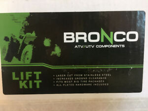 BRONCO LIFT KITS AT HALIFAX MOTORSPORTS!!!