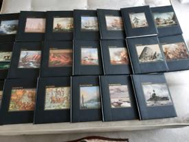 Set of 20 Time Life Books The Seafarers
