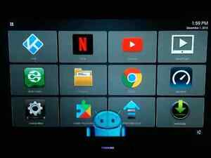 Android TV Smart TV in the box say goodbye to your cable bill ! Edmonton Edmonton Area image 3