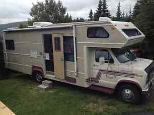 NEW RENOVATED MOTORHOME