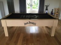 Winchester Jack Daniels Pool Table 6ft by 3ft playfield size