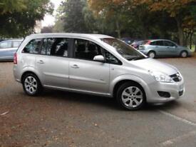 Vauxhall Zafira 1.9CDTi Breeze Plus**VAUXHALL FSH**74,000 MILES**7 SEATER CARS**