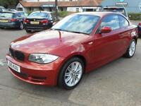 2010 BMW 1 SERIES 120d SE AUTOMATIC FULL SERVICE HISTORY LOW MILEAGE
