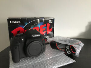 Canon T6i BODY  in box