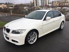 2009 BMW 3 SERIES 320D M SPORT BUSINESS EDITION SALOON DIESEL