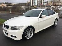 2009 BMW 3 SERIES 320D M SPORT BUSINESS EDITION SALOON DIESEL