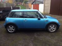2005 BMW MINI COPPER 1.6 PETROL HPI CLEAR SERVICE HISTORY PX SWAPS