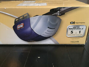 Brand new Genie garage door opener for sale