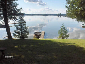 Cottage for rent...Lower Beverley Lake...Delta Ontario