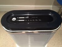 Homedics Air Purifier with remote control, three different speeds and timer