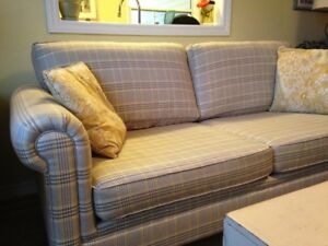 Chesterfield and Love Seat, for Sale