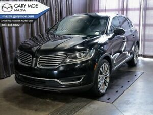 2016 Lincoln MKX Reserve  - $202 B/W