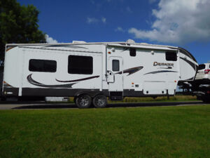 Roulotte Fifth Wheels