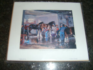 "Peter Etril Snyder- Limited Edition Print ""THE WASHING AREA"" Kitchener / Waterloo Kitchener Area image 1"