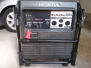HONDA EM5000IS INVERTER GENERATOR 13 HRS