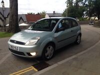 2003 Ford Fiesta Perfect condition
