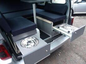 2010 Citroen Berlingo 1.6 HDi M SP VTR 5dr micro camper microcamper campervan...
