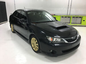 Subaru Impreza WRX 2008 - Automatique