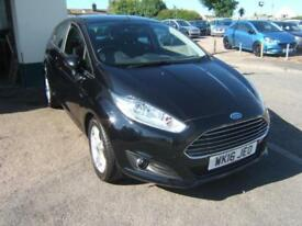 Ford Fiesta 1.0T ( 100ps ) EcoBoost ( s/s ) 2016MY Zetec City Pack