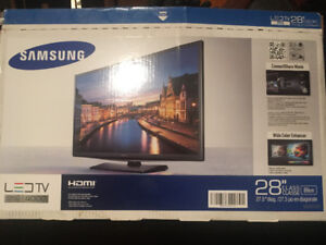 "28"" Samsung LED TV"