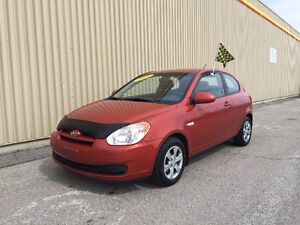 2008 HYUNDAI ACCENT GL **  AC / AUTOMATIQUE $2690
