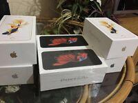 Iphone 6s plus,128gb,silver,unlock,Brandnew