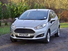 Ford Fiesta 1.2 Zetec 3dr PETROL MANUAL 2014/64
