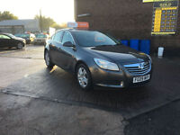 2009 VAUXHALL INSIGNIA 2.0CDTi 16v 160ps EXCLUSIVE 5 DR HATCHBACK,96000 MILES
