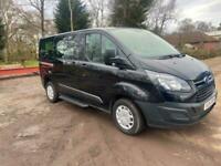 2014 14 ford transit custom touneo minibus 9 seats