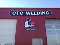 CTC Welding offering welding services