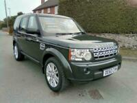 2011(60) LAND ROVER DISCOVERY 4 3.0 TDV6 HSE AUTOMATIC - FULL SERVICE HISTORY