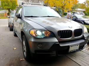 2009 BMW X5 3.0 xDrive AWD, Leather, MoonRoof, Safetied