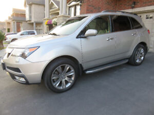 2012 Acura MDX SH AWD ELITE PACKAGE