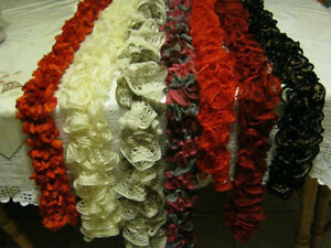 #TelusHelpMeSell - Home-Made Twisty Scarves & Custom Order