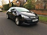 2016 Vauxhall/Opel GTC 1.4i Turbo ( 140ps ) ( s/s ) SRI VAT Q ONLY 25,000 MILES
