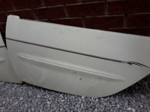 Smart Fortwo 05-06 Doors Parts & White Skins of all 3 sides. $45