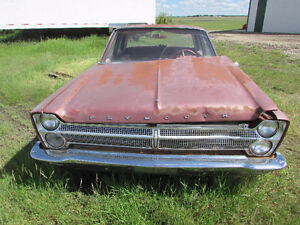 Rare Find 1965 Plymouth Savoy