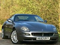 2004 Maserati Coupe V8 CAMBIO CORSA AUTO Coupe Petrol Automatic