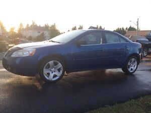 2007 Pontiac G6 - MUST SELL - PRICE REDUCED