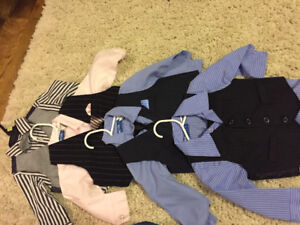 18 month dress shirts and ties
