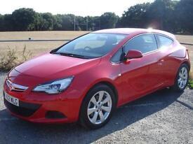 Vauxhall Astra GTC 1.4 16V TURBO S/S SPORT GTC 140PS