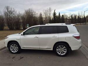 2012 Toyota Highlander  Hybride Limited VUS