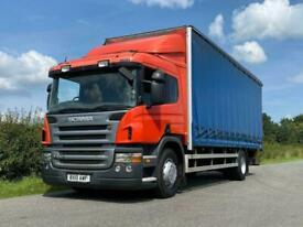 Scania P230 4 X 2 Curtainsider