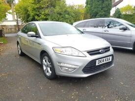 14 2014 Ford Mondeo 1.6TDCi GRAPHITE ( 115ps ) ECO ( s/s ) 2012 2013 5 DOOR