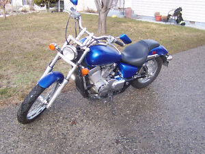 2008 Honda Shadow Spirit VT750C2F