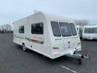 2013 BAILEY UNICORN MADRID Touring Caravan - 4 Berth