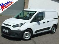 2015 Ford Transit Connect 200 TDCi 95PS, SWB Small Panel Van, Bluetooth, DAB,